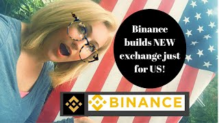 Binance Ban US residence is OK. They are creating a new platform just for US residence. Binance.us
