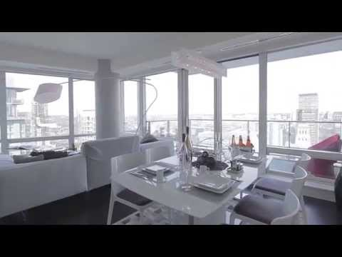 Shangri La Hotel  - Residences  - Suite 3405, Toronto