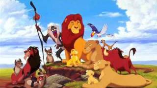 Lion King In The Jungle The Mighty Jungle Youtube