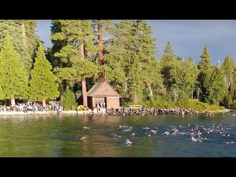 Lake Tahoe Triathlons
