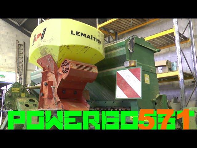 Le tracteur au biogaz dispo en 2021 !