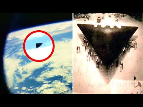 Giant Triangle UFO's Being Witnessed Around The World