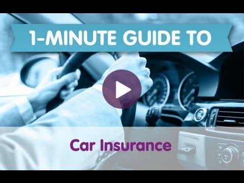 letssavemoney.com - 1-Minute Guide to Car Insurance