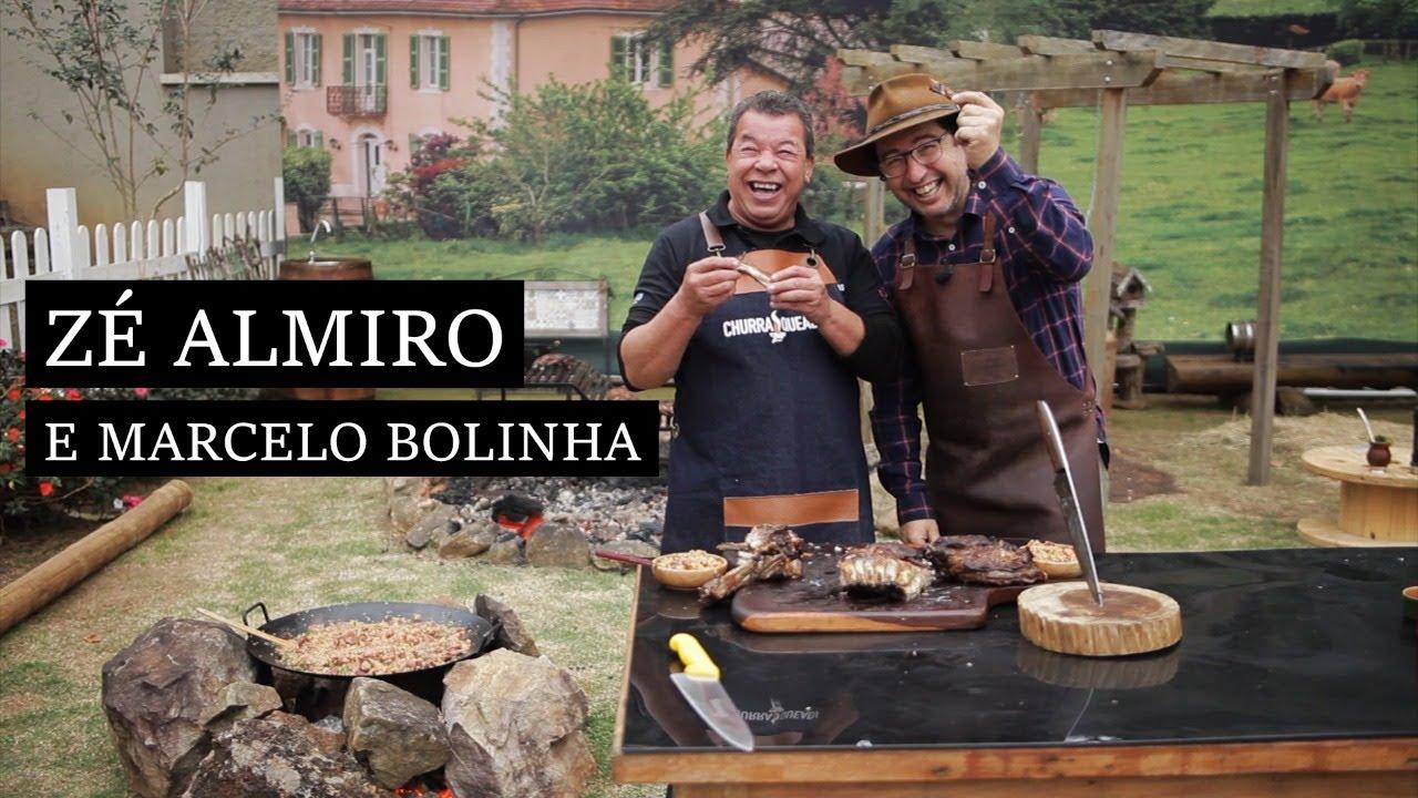 BOLINHA E ZE ALMIRO - CORDEIRO COM CARRETEIRO
