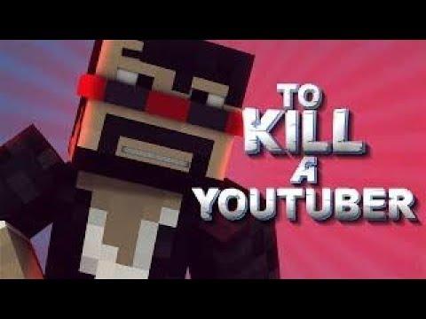 TO KILL A YOUTUBER CaptainSparklez (Minecraft Animated Music Parody)