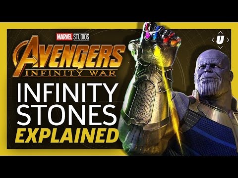 Avengers: Infinity War - The Infinity Stones Explained!