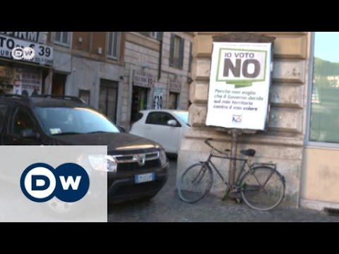 The crisis in Italy | Made in Germany