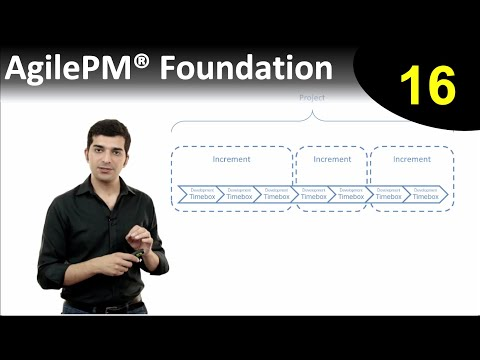Lesson 16: Planning | AgilePM Foundation