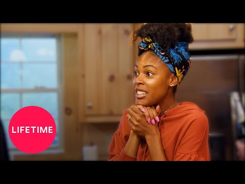 Married At First Sight: Iris Vs. An Uninvited Guest At The Couples Retreat (S9) | Lifetime