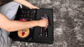 Enterbay Michael Jordan 8th anniversary limited edition