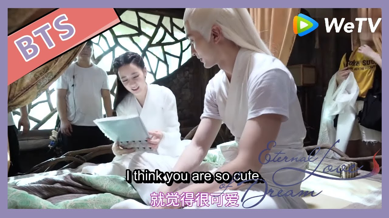 Download 【ENG SUB】Eternal Love of Dream BTS: Fengjiu and Emperor Dong Hua's daily talks