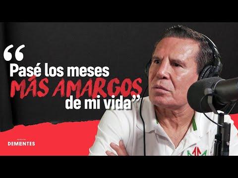 Julio César Chávez habla de su proceso de rehabilitación