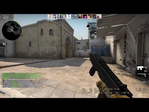 Alt-tabbing out of CS:GO can tell you when an enemy's around