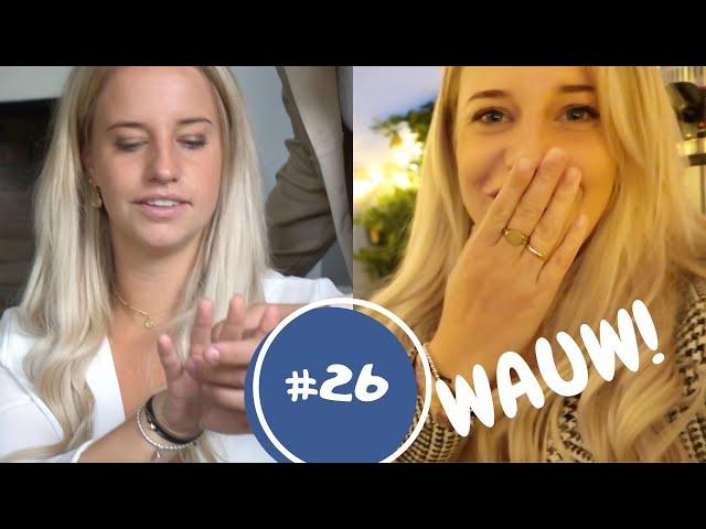 JARIG & DE MOOISTE VERJAARDAGCADEAUS - Vlog #26