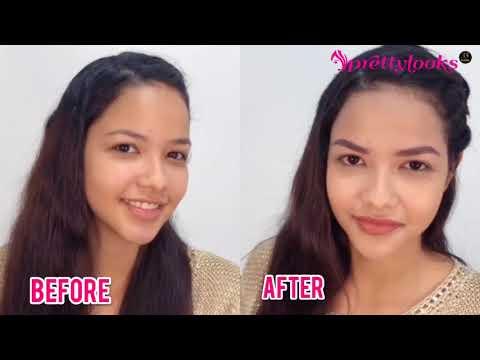 Actual 4D Eyebrow Procedure of Ms Valeria Cardona Ms Honduras 2018 done by the Master Susan Ong