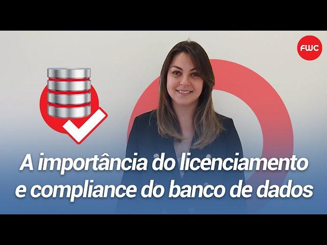 Compliance com licenças - Julia Santos
