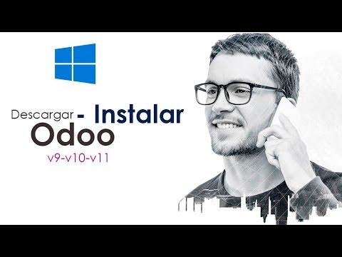 Cómo Descargar E Instalar Odoo En Windows | Mochilanegra