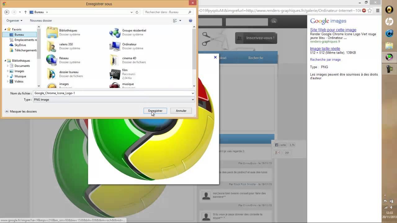 comment changer ses icones de bureau windows 8 7 youtube. Black Bedroom Furniture Sets. Home Design Ideas