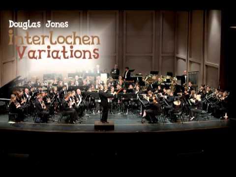 Douglas Jones - Interlochen Variations