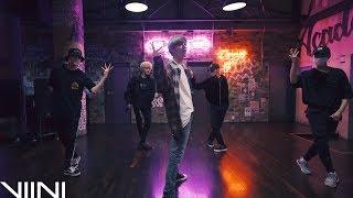 Viini (권현빈) - '짠해 (bittersweet)' dance practice video