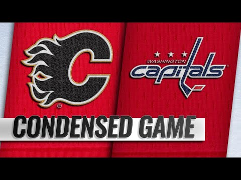 02/01/19 Condensed Game: Flames @ Capitals