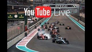 GP de Abu Dabi  F1 2017 – Directo carrera