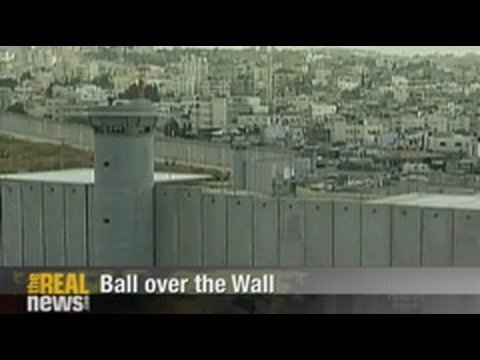 Ball over the Wall