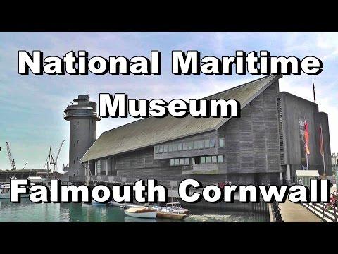 Falmouth Cornwall National Maritime Museum