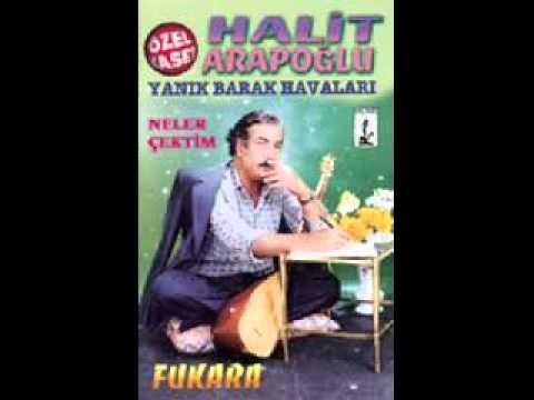 Halit Araboğlu* Halit Arapoğlu - Zalim Felek - Çaresiz Kul