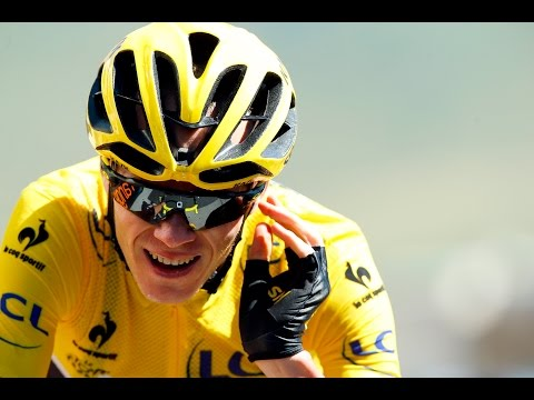 Life is a beautiful ride - Cycling motivation - Chris Froome