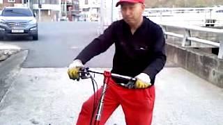 goped GTR 71cc 시승동영상 ^^