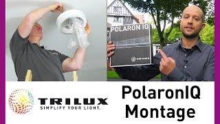 TRILUX PolaronIQ WD1 LED Anbauleuchte - Montagevideo