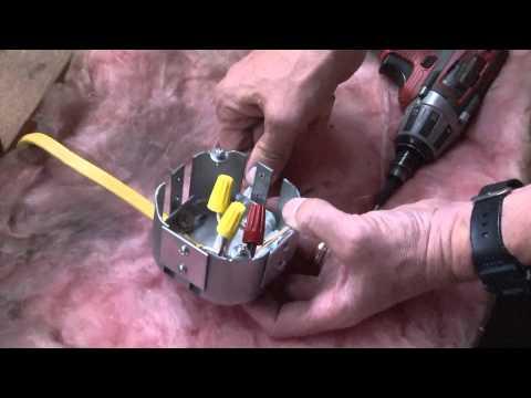 "4""-open-splice-octagon-box,-2-1/8""-deep-w/-8-side-slots-&-4-nonmetallic-cable-connectors:-54171-opr"
