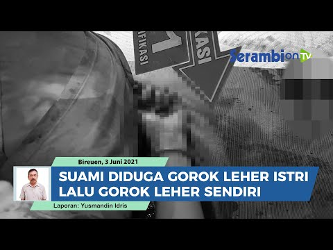 Terungkap! Kasus Pengantin Baru di Aceh, Suami Gorok Leher Istri Lalu Gorok Leher Sendiri