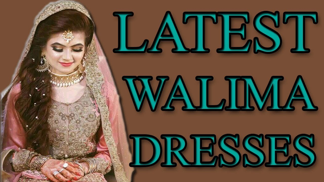 237b4f91207 Latest Bridal Walima Dresses 2018 In Pakistan. ✅WhatsApp us +923037969399