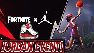 MICHAEL JORDAN UPDATE 💯🔥 OG BASKETBALL SKINS 🔙, JORDAN SKIN 🤗 | Fortnite Battle Royale