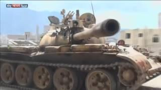 التحالف يقصف آليات للحوثيين بالمخا