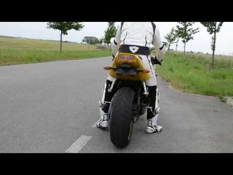 yamaha yzf-r6 2003 Creptus Gp exhaust without DB killer