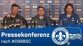 Video Gol Pertandingan Darmstadt 98 vs Hertha Berlin