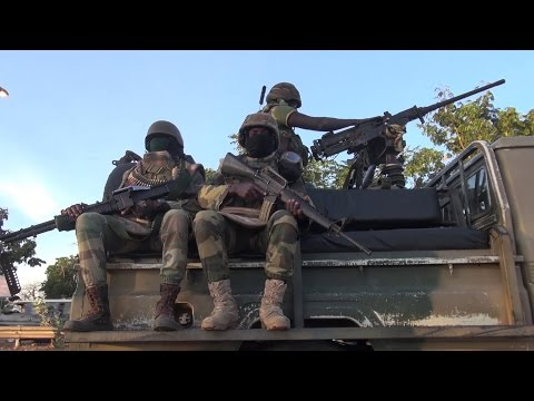 Gambie: les forces de ECOMIG entrent à Banjul