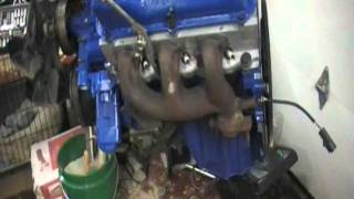 REBUILD OF FORD V6 3.8