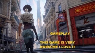Remember Me Gameplay PC (AWESOME GAME )