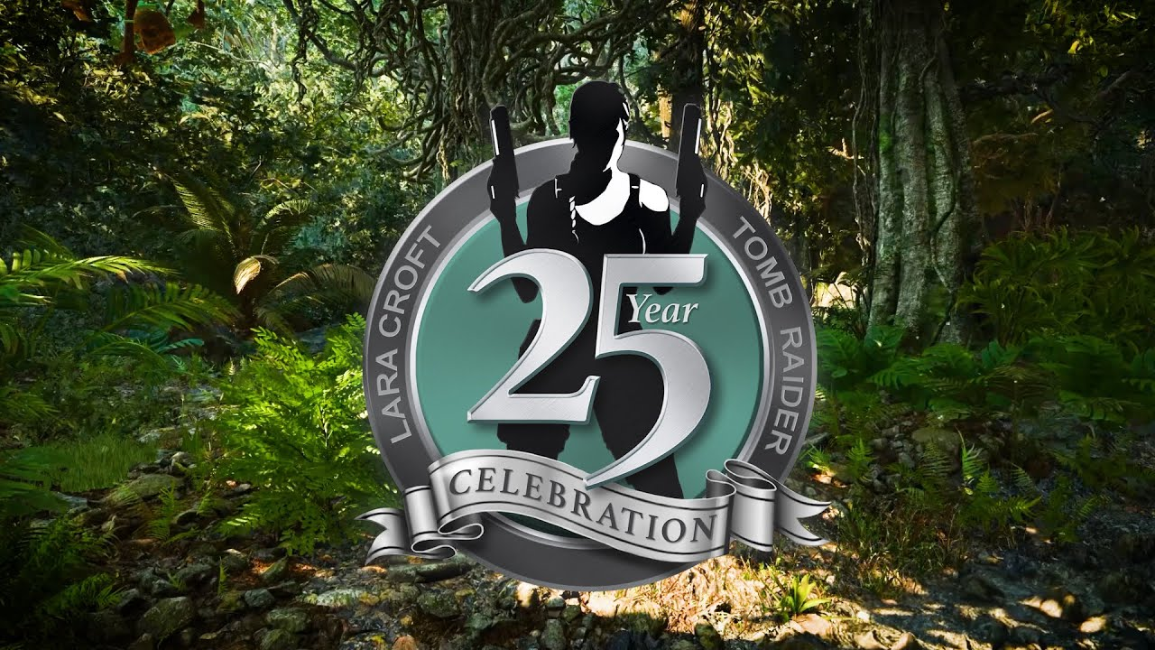 Tomb Raider´s 25th Anniversary celebration formally begins