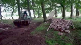 """How to make a """"Rock garden"""" MTB"""
