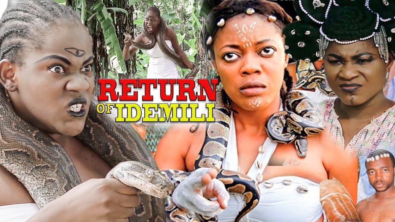 Download Return Of Idemili Season 1 {New Movie} - Latest Nigerian Nollywood Movie