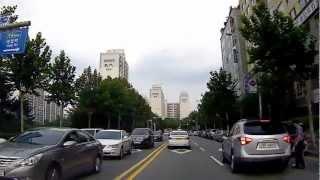GPASS 블랙박스 AP1000 주행영상 By 에어포인…
