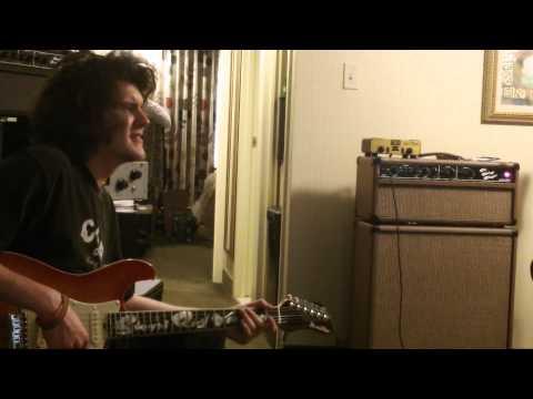 Hamiltone Guitar Amp PJ Brutzman Tommy Katona NY amp show 2012 long jam