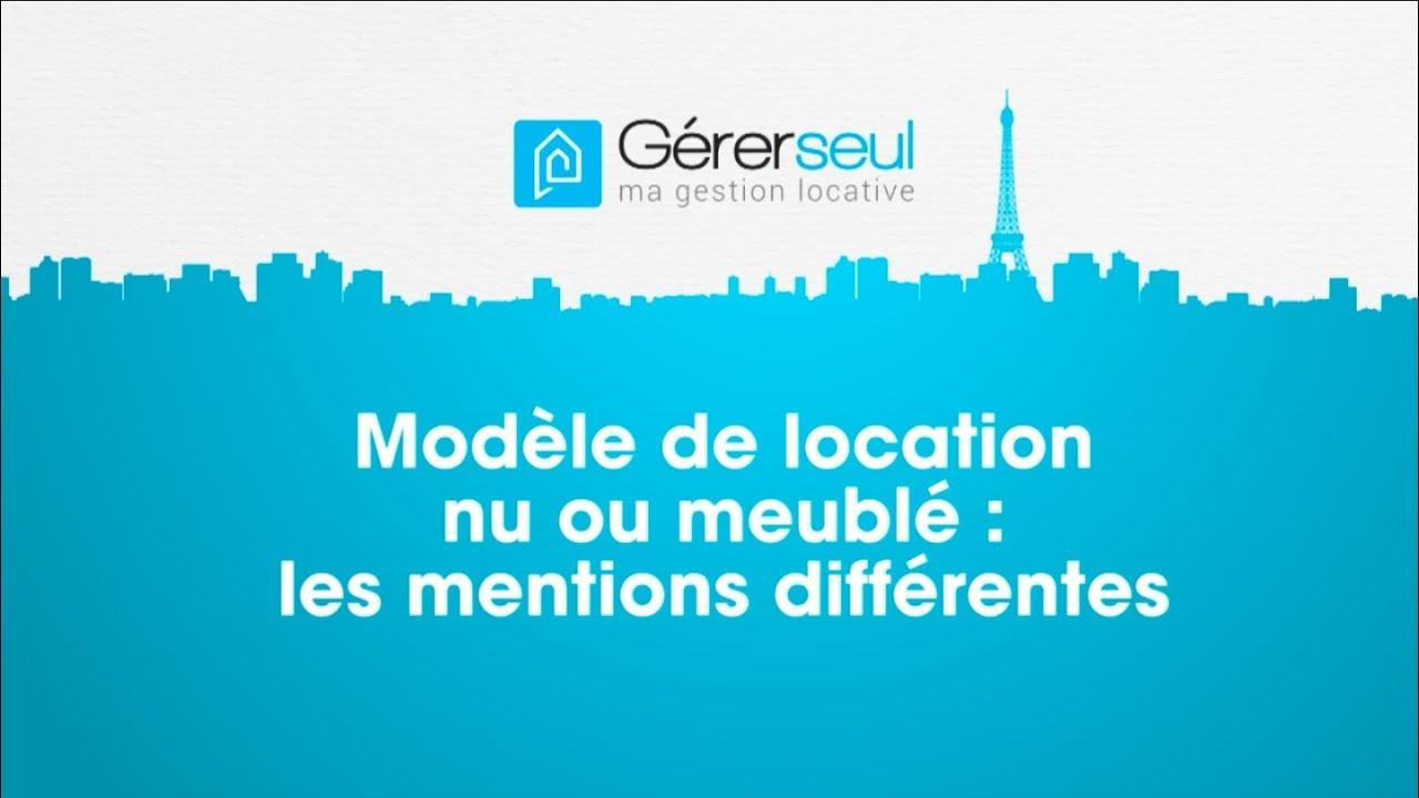 Location Meublee Ou Vide Comparaison Des Deux Statuts