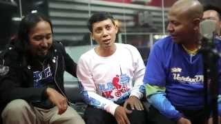 OSBMXBDG interview with Auto Radio Bandung