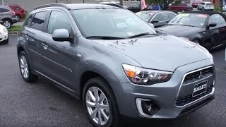 2015 Mitsubishi Outlander Sport 4WD Walkaround, Start up, Tour and Overview